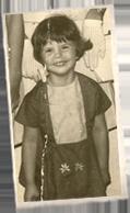 Mariëtte als 3-jarige